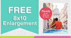 FREE 8×10 Photo Print at Walgreens | Closet of Free Samples | Get FREE Samples by Mail | Free Stuff