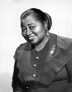 Born Today, June 10, in 1895(?) Hattie McDaniel...  A Pioneer in Radio, Film, TV and Community Service...  Over 90 film and television roles including China Seas, Show Boat, Shopworn Angel, Great Lie - & of course Gone with the Wind!