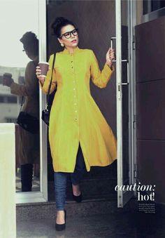 Pakistani working woman outfit
