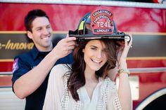 a fireman engagement by jennefer wilson