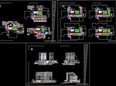 Plan d'un Hôpital en dwg • Hellocoton.fr