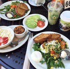 Urth Cafe Saudi Menu