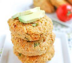 Tuna Quinoa Cakes – 50 Healthiest Recipes Known to Man – 50 of the Healthiest Recipes Known to Man – Men's Fitness