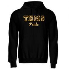Terrace Hills Middle School - El Paso, TX | Hoodies & Sweatshirts Start at $29.97