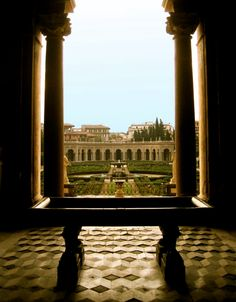 The Gardens of Rome