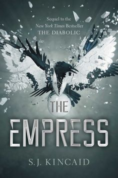The Empress – S.J. Kincaid https://www.goodreads.com/book/show/33652251-the-empress