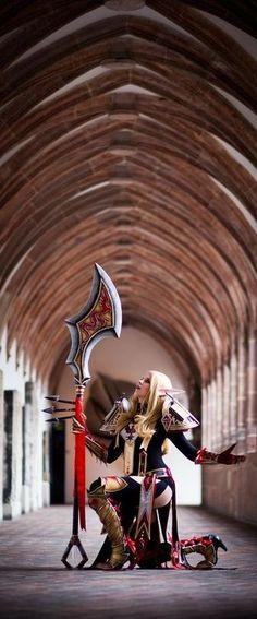 Paladin - Blood Elf - World of Warcraft