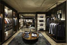 Berluti opens flaghship store in Milan on Via Sant'Andrea