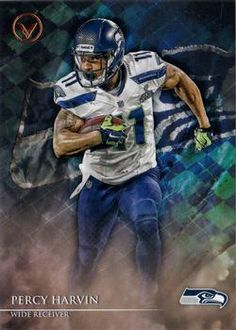 2014 Topps Valor #15 Percy Harvin Front