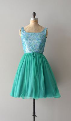 vintage 60s dress | Summer by the Sea dress
