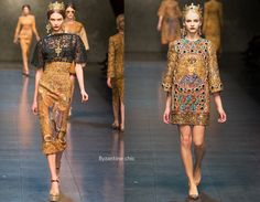 dolce and gabbana byzantine collection - Google Search