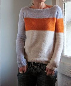 There is something so stunning about the colour blocks in this sweater, something like this is definitely on the cards for next Winter!
