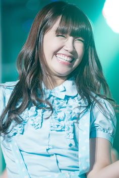Apink Eunji *BIG* Smile
