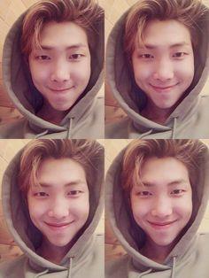 Rap Monster ❤ [BTS Tweet] (준!! 몰라.. 그냥 사랑해.. 그래도 조심해 제발) #BTS #방탄소년단
