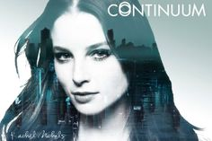 Some great Continuum fan art featuring Rachel Nichols (via @JustOneMoreVino on Twitter)
