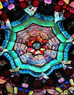 My favorite toy - kaleidoscope