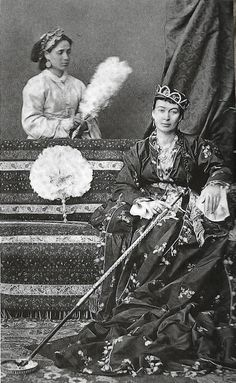 Inge Hanemefendi, Wife of HH Vicerory Sai'd Pasha of Egypt… | Flickr