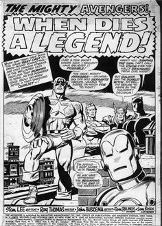 Avengers 81, page 1