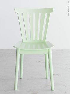 IKEA Brakig chairs for dinner table. #mint #menta