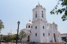 Iglesia Colonial de Santa Marta, Colombia