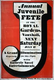 vauxhall gardens posters - Google Search