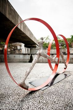 MuBE - Museu Brasileiro da Escultura  (Brazilian Museum of Sculpture)…
