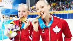 Canada didn't waste any time jumping out ahead in the medal standings on the first full day of competition at the Toronto 2015 Pan American Games. American Games, Synchronized Swimming, Pan Am, Commonwealth Games, Game 1, Vancouver Island, World Championship, Figure Skating, Savannah Chat