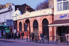Old Highbury & Islington Tube Station, Islington, London