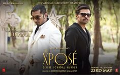 Himesh Reshammiya and Yo Yo Honey Singh come together to reveal the dark secrets of the 60's bollywood era. The Xpose releasing on 23rd of May 2014
