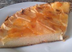 Tarta de manzana y yogur para #Mycook http://www.mycook.es/cocina/receta/tarta-de-manzana-y-yogur