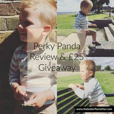 Review & giveaway from Perky Panda - kid's fashion post