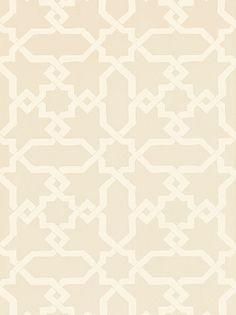 DecoratorsBest - Detail1 - Sch 5005920 - Cordoba - Flax - Wallpaper - - DecoratorsBest