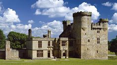 Belsay Castle and gardens