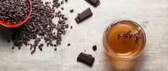 Cacao tea is making a comeback at nouveau cafes and shops across the country.