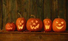 Adornos de halloween para la casa
