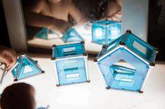 Nuestros materiales para la mesa de luz | Tigriteando