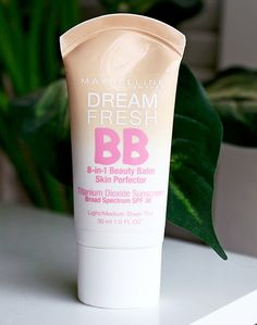 Maybelline BB Cream (light) - I use this product every day!