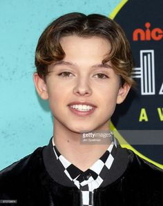 Singer Jacob Sartorius attends the Nickelodeon Halo Awards 2017 at Pier 36 on November 4, 2017 in New York City.