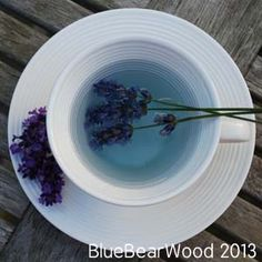 Serve up this simple lavender tea to your guests for a sophisticated twist on tea time.