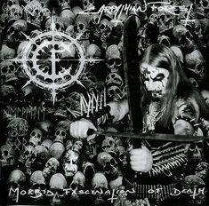 Carpathian Forest – Morbid Fascination Of Death New CD Black Metal 2001 Carpathian Forest, Black Death, Band Memes, Metal Bands, Fascinator, Darth Vader, Rock, Painting, Fictional Characters