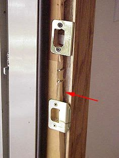 How To Fix Or Replace A Broken Door Frame Doors House
