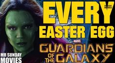 """Did You Catch All Of The """"Guardians Of The Galaxy"""" Easter Eggs? [Video]"""