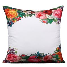 Cheap cushion cover, Buy Quality throw pillow covers directly from China floral cushion cover Suppliers: Red Floral Cushion Covers Decorative Throw Pillows Cover Cushions Home Decor Luxury Cushion Cover Floral Cushions, Throw Cushions, Decorative Throw Pillows, Chair Covers, Cushion Covers, Throw Pillow Covers, Luxury Cushions, Home Textile, Modern Interior