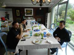 Fotos del Taller de cocina marinera en Meaño