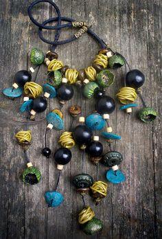 #jewelry #Greece #necklace #olive