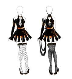 Outfit design - 64 - closed by LotusLumino.deviantart.com on @deviantART