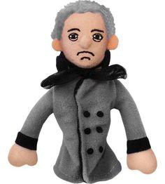 Soren Kierkegaard Finger Puppet