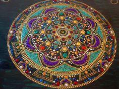 Mandala Art, Mandala Drawing, Mandala Painting, Dot Art Painting, Stone Painting, Arte Mandela, Pointillism, Beaded Ornaments, Aboriginal Art