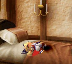 sleep - Brave Fencer Musashi (Square - PSX - 1998)