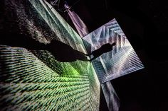 THE LATEST VIDEO FOR JAMIE LIDELL FEATURES A REMARKABLE, PROJECTION-MAPPED CUBE THAT CREATES INSANE VISUALS IN REAL SPACE--ALL WHILE RESPONDING TO USER INPUTS.